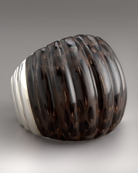 Bedeg Dome Ring