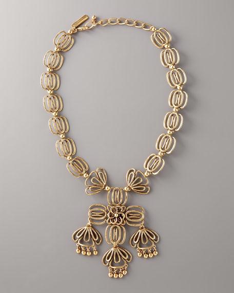 Folkloric-Motif Necklace