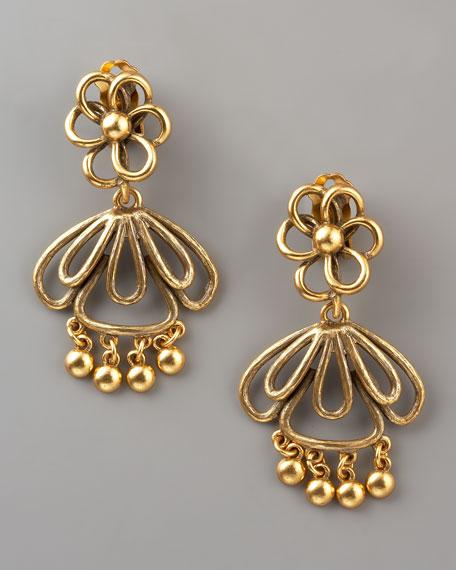 Folkloric Linked Earrings