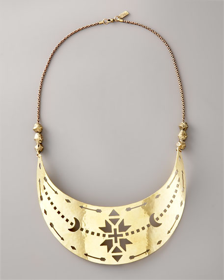 Southwestern Breastplate Necklace