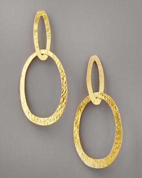 Double-Ellipse Earrings