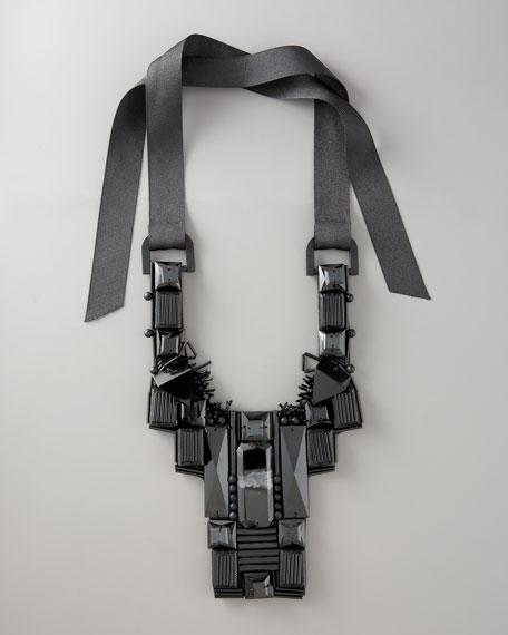 Skyline Bib Necklace