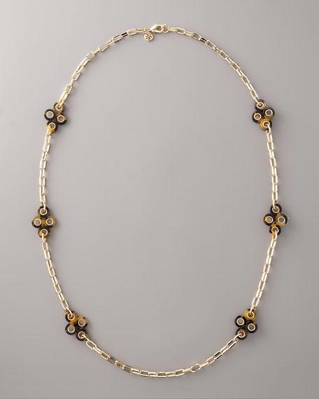 Clover-Station Necklace