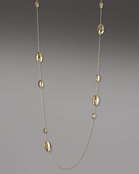 Glamazon Gold-Station Lollipop Necklace