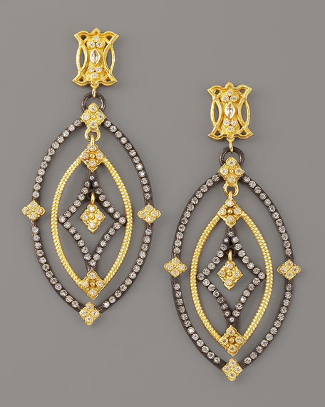 Mandoria Diamond Earrings