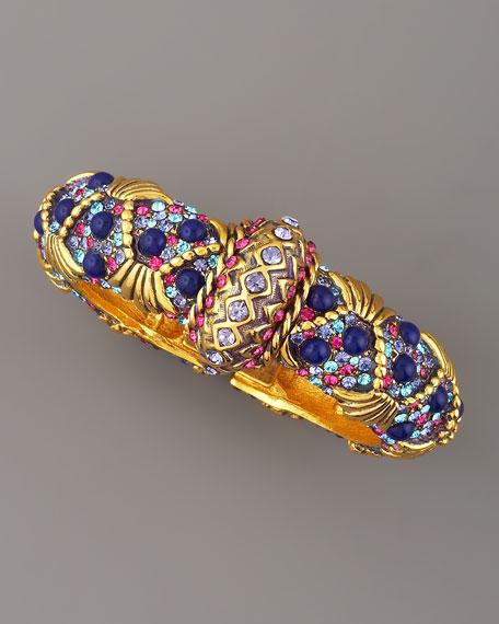 Multi-Crystal Bracelet