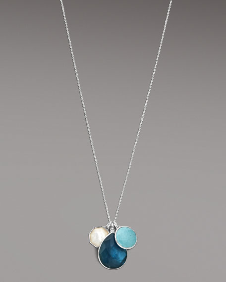 Wonderland Pendant Necklace