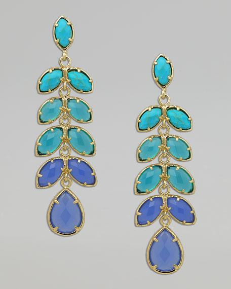 Ora Pair-Drop Earrings