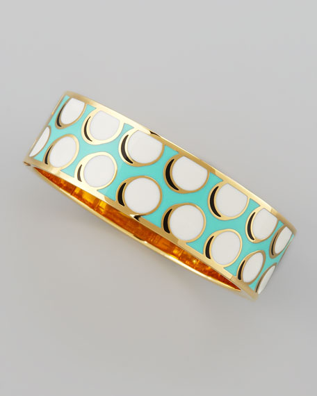 on the ball bangle