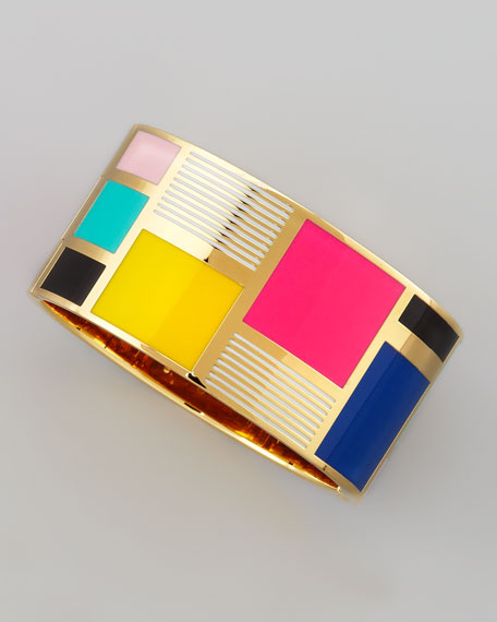 be art and part of color bangle