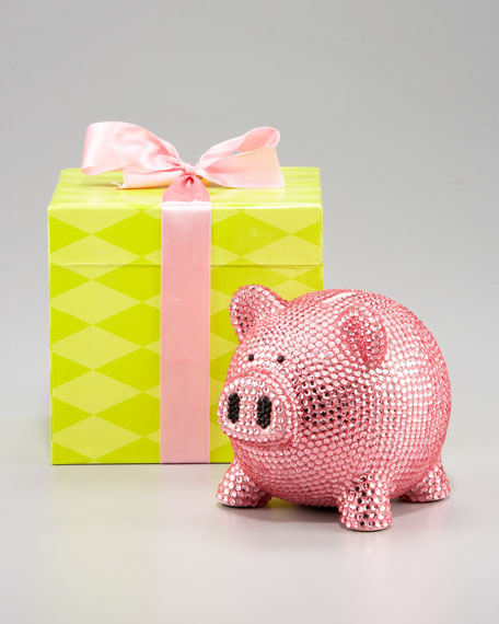 Bling Piggy Bank