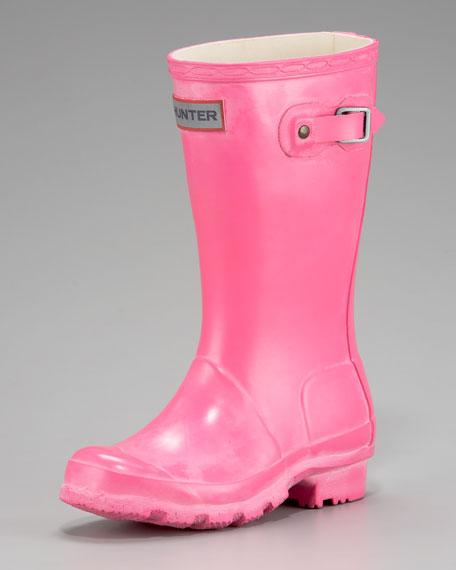 Original Youth's Rain Boot, Pink