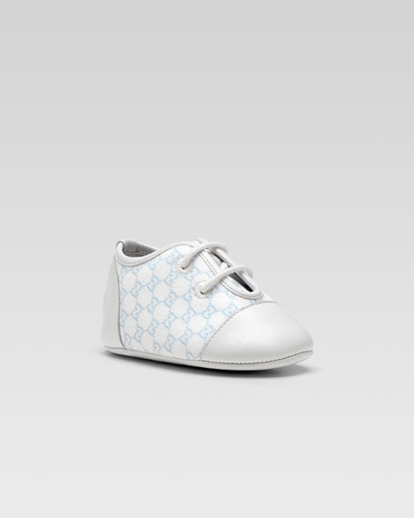 Teo Baby Shoe, Blue