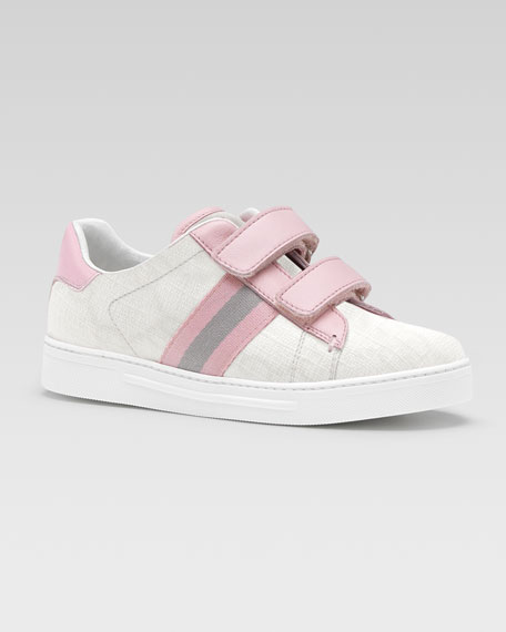 Child Ace Double-Strap GG Sneaker