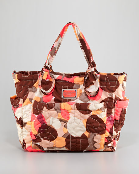 Pretty Eliza Baby Bag, Parchment