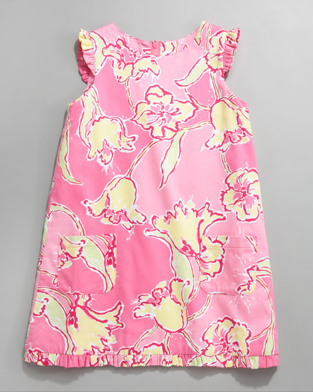 Little Lilly Ruffled Day Dress