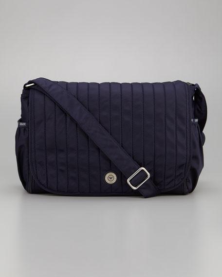 Twill Diaper Bag
