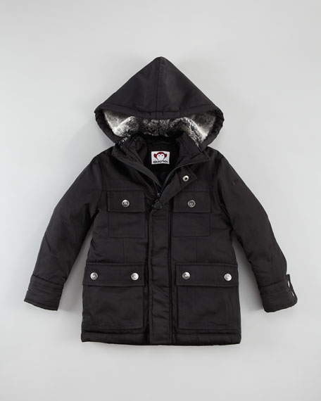 North Sea Puffy Coat