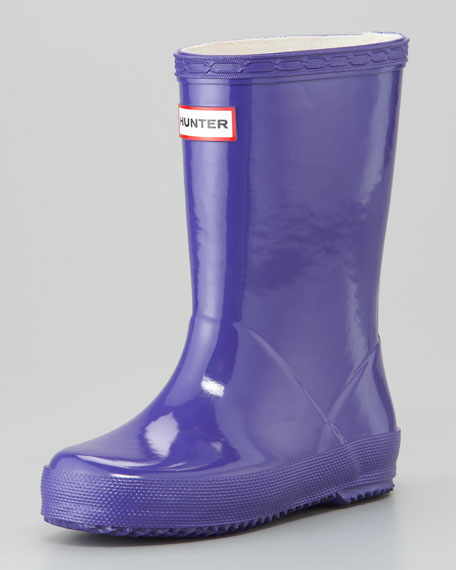 Original Young Wellies, Purple