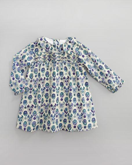 Liberty Floral-Print Dress