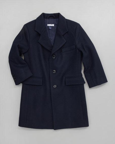 Loden Dress Coat