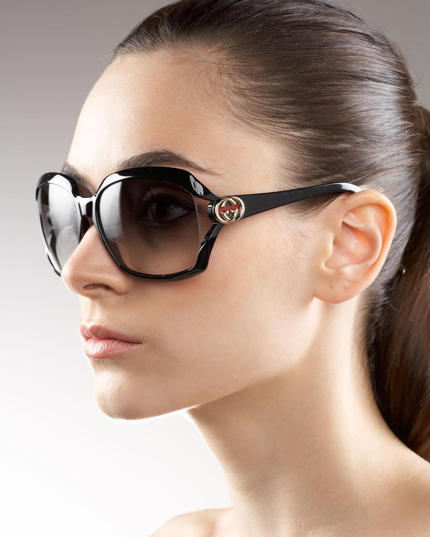 Какие очки в моде в 2018 женские фото