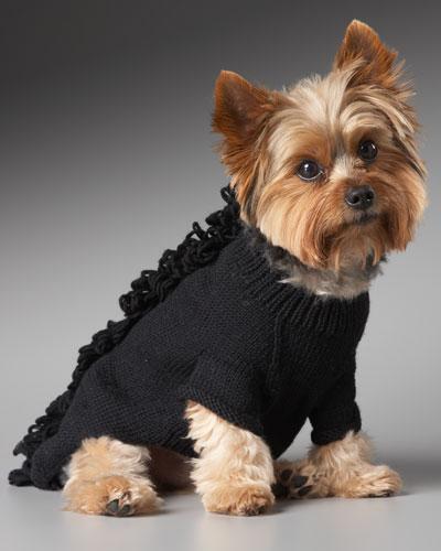 Dog Mohawk Sweater Juicy Couture Dog Mohawk