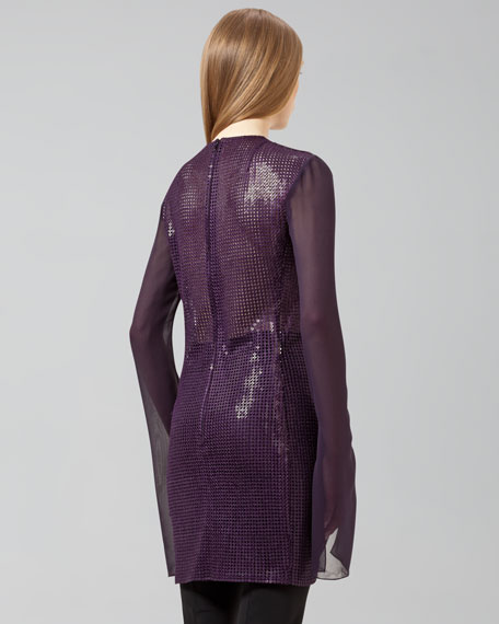 St. Gallen Sequined Dress