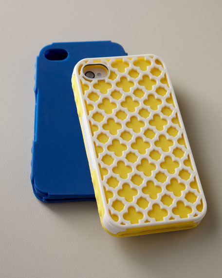 Silicone iPhone 4/4s case