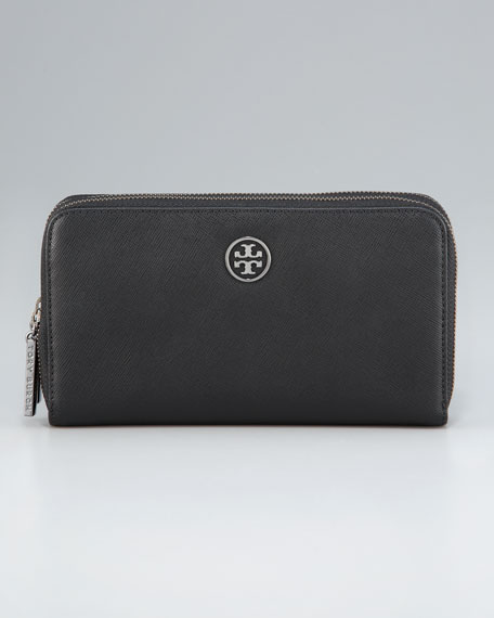 Robinson Continental Zip Wallet