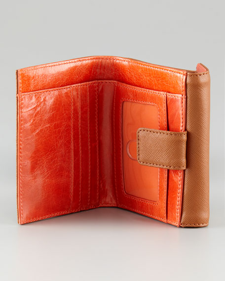 Robinson Colorblock Wallet