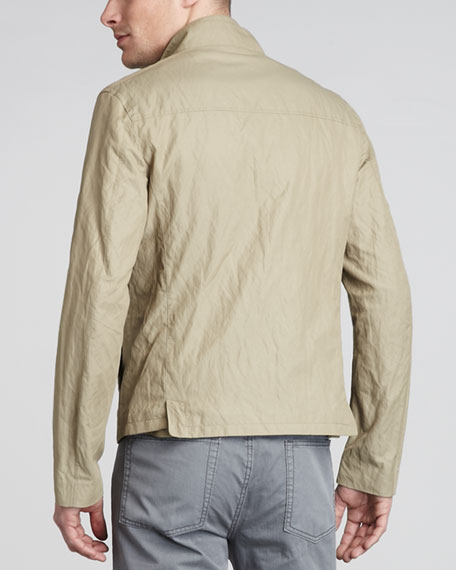 Derrick Convertible Zip Jacket