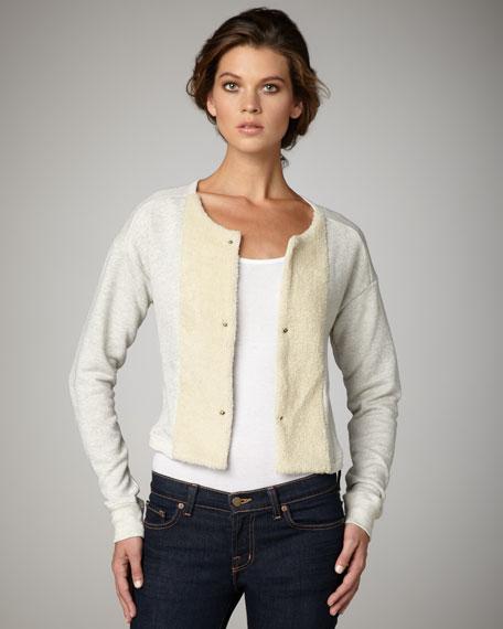 Brianna Fur-Trim Jacket