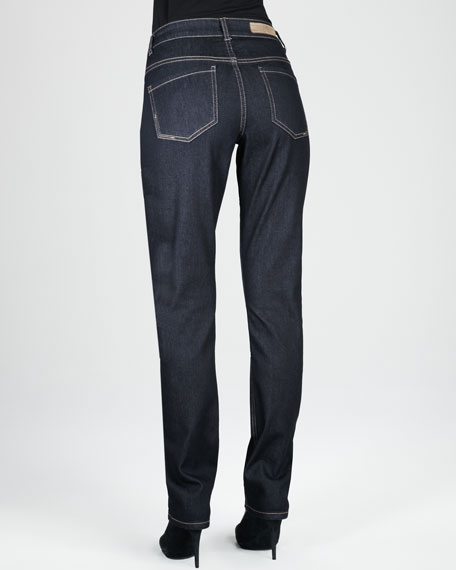 Saddie Straight-Leg Jeans