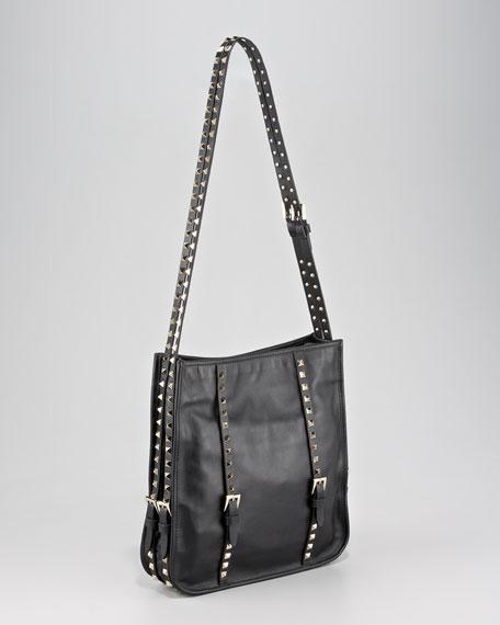 Rockstud Small Shopper Tote Bag