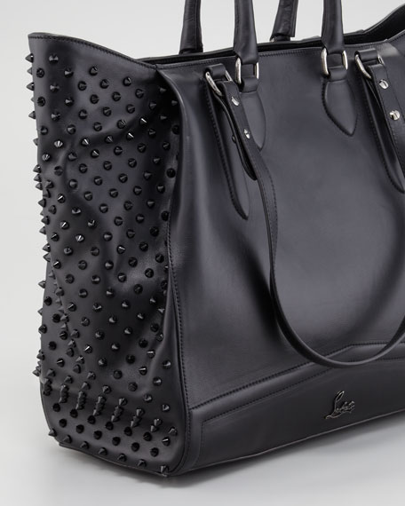 Justine Spike Tote Bag
