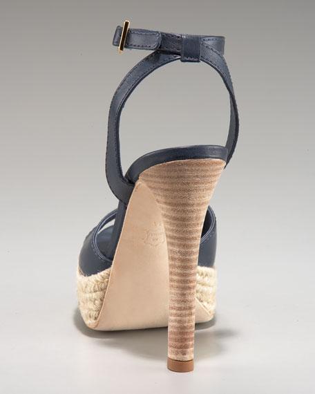 Bradshaw Espadrille Platform Sandal