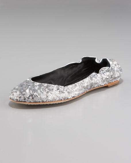 Dahlia Ballerina Flat