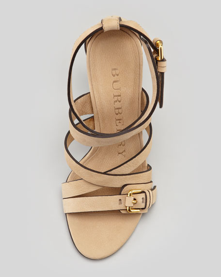 Leather Aviator Sandal