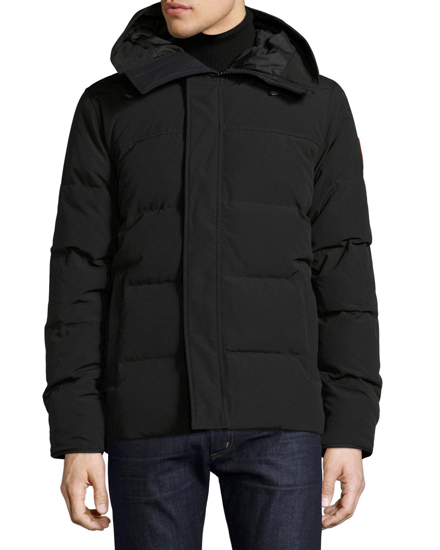 0fd14b7c82979 Canada Goose Macmillan Hooded Parka Coat   Neiman Marcus