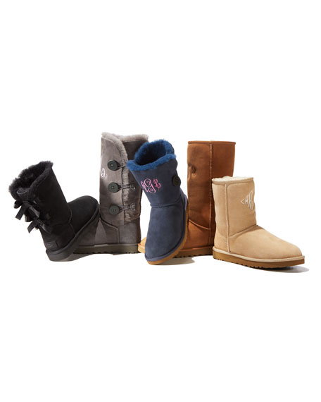 UGG Bailey Bow II Boots