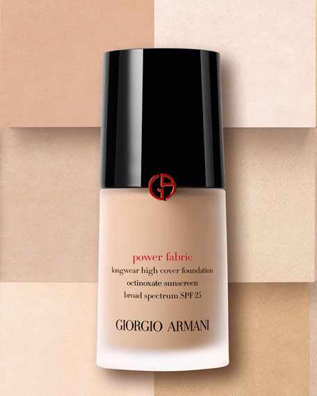 Giorgio Armani Power Fabric Foundation