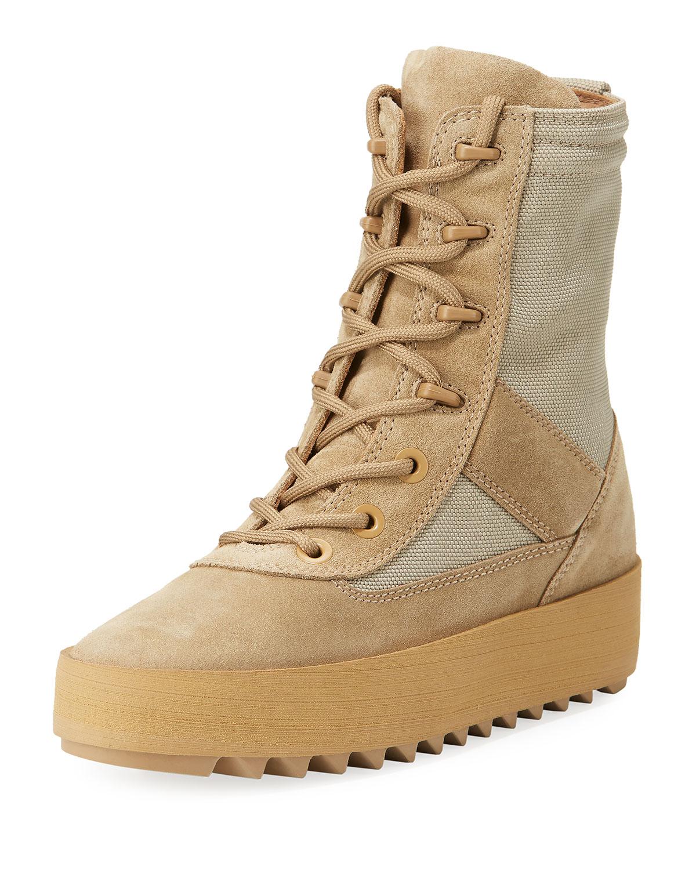 39ba60270b0 Yeezy Suede Platform Desert Boot