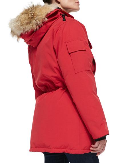 Expedition Fur-Hood Parka