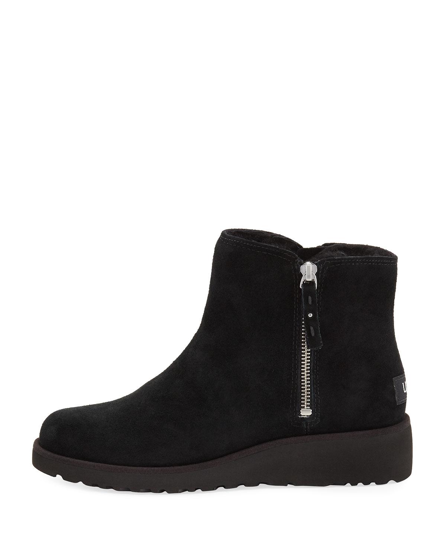 UGG Shala Mini Zip Ankle Boot | Neiman