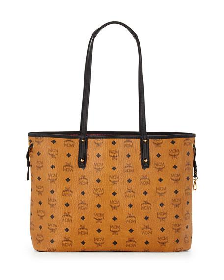 Shopper Project Visetos Reversible Tote Bag, Cognac