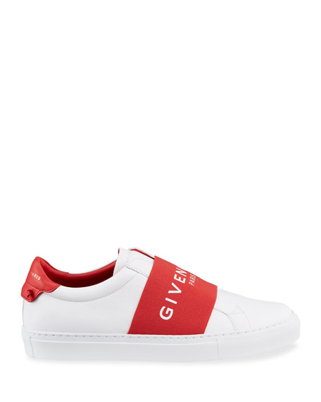 Image 2 of 4: Givenchy Urban Street Logo Sneakers