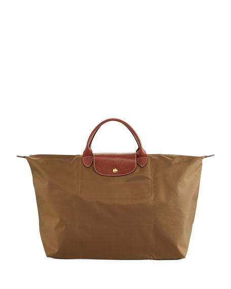 4b5ca780d35c Longchamp Le Pliage Large Travel Tote Bag