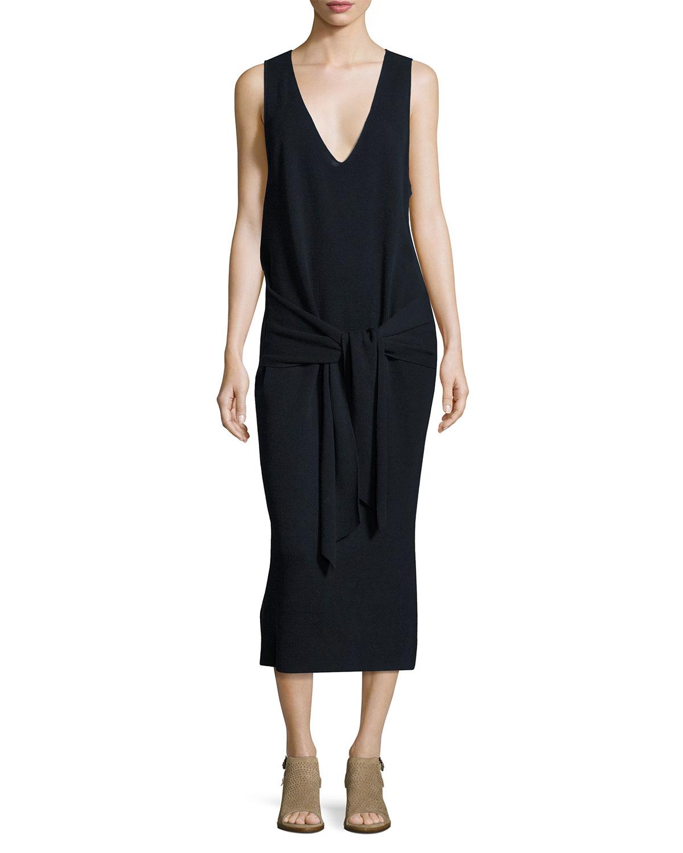 8d7585183aa Rag   Bone Michelle V-Neck Sweater Dress