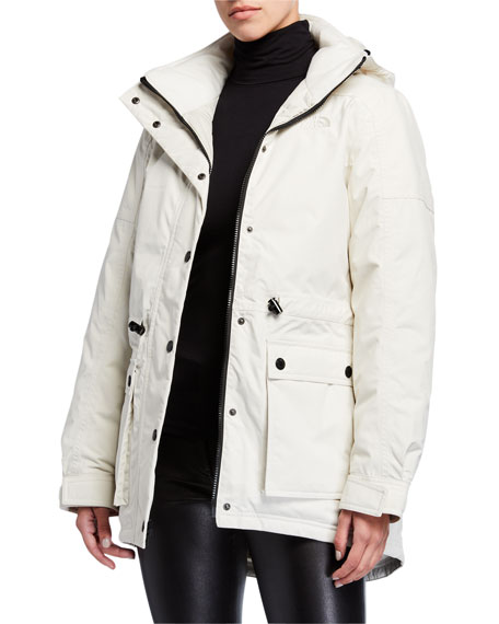 Image 2 of 3: Reign On Down Parka Coat